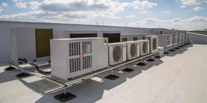 Williams improved condensers reduced energy consumption