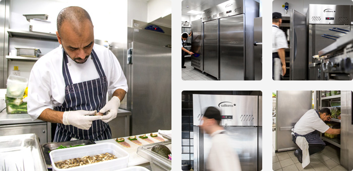 Professional Refrigeration at Sea Containers