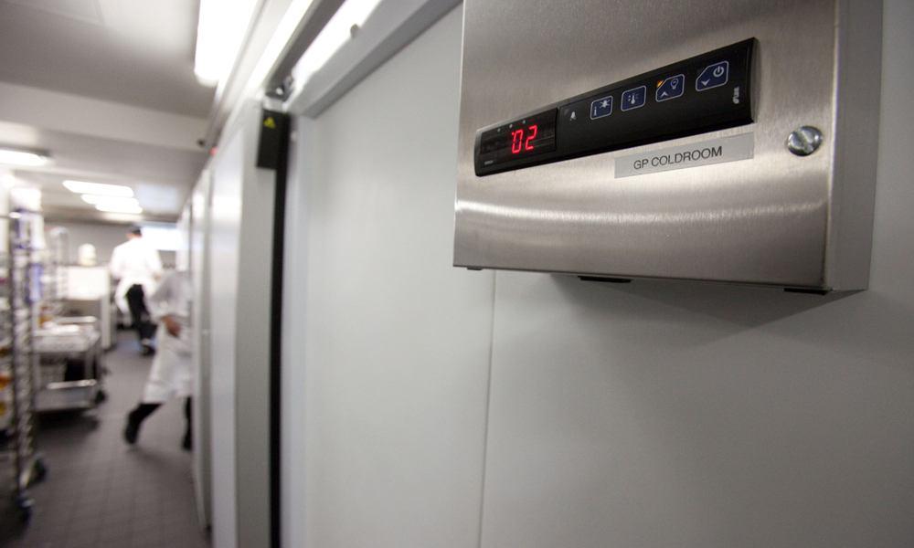 Coldroom Control Panel