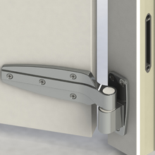 Heavy Duty Hinged Coldroom Door