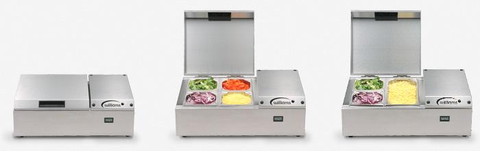 TW4 Thermowell Refrigerators