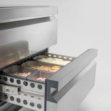 Adaptable Freezer Drawers
