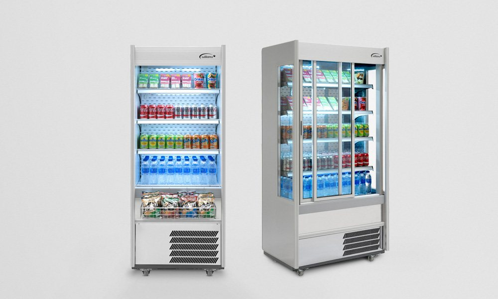 Refrigerated Multidecks from Williams