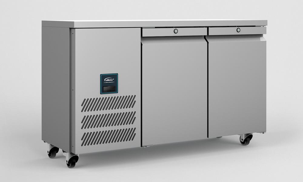Refrigerated Slimline Counter