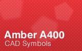 Amber A400 CAD Symbols.