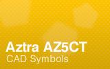 Aztra - AZ5CT - CAD Symbols.