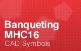 Banqueting - MHC16 - CAD Symbols.