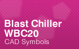 BlastChiller - WBC20 - CAD Symbols.