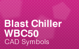 BlastChiller - WBC50 - CAD Symbols.