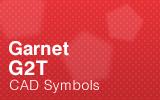 Garnet - G2T - CAD Symbols.
