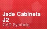 Jade Cabinets - J2 - CAD Symbols.