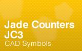Jade Counters - JC3 - CAD Symbols.
