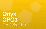 Onyx - CPC3 - CAD Symbols.