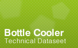 BottleCooler Technical Datasheet.