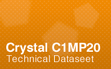 Crystal C1MP Technical Datasheet.