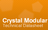 Crystal Modular Technical Datasheet.