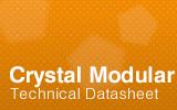 Crystal Modular Technical Datasheet.