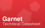 Garnet Technical Datasheet.