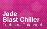 Jade Blast Chiller Technical Datasheet.