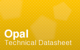 Opal Technical Datasheet.