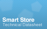 SmartStore Technical Datasheet.