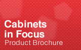 Cabinets in Focus Brochure.