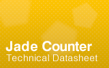 Jade Counter Technical Datasheet.
