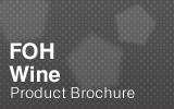 FOH Wine Brochure.
