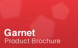 Garnet Brochure.