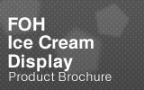 Ice-cream Brochure.