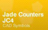Jade Counters - JC4 - CAD Symbols.