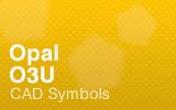 Opal - O3U - CAD Symbols.