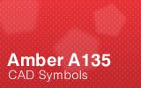 Amber A135 - CAD Symbols.