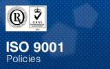 ISO9001 Certificate.