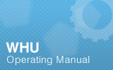 WHU Operating Manual.