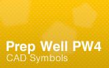 PW4 CAD Symbols.