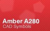 Amber A280 - CAD Symbols.