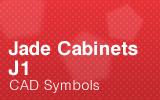 Jade Cabinets - J1 - CAD Symbols.