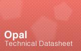 Opal Datasheet.