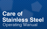 Stainless Steel Care.