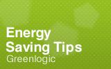 Energy Saving Tips.
