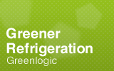 Greener Refrigeration.