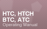 Topaz HTCF, HTCFH, BTCF, ATCF Operating Manual.