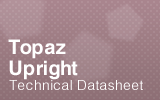 Topaz Bottom Mount Datasheet.