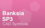 Banksia SP3 CAD Symbol.