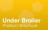 Under Broiler 特低平台柜.