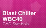 BlastChiller - WBC40 - CAD Symbols.