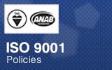 国际标准 ISO9001.