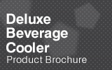 Deluxe Beverage Cooler Brochure.