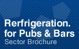 Pub and Bar Refrigeration.